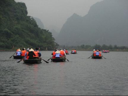 チャンアンボートクルーズ1