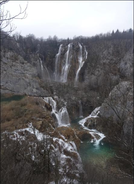 クロアチアのプリトヴィッツェ3