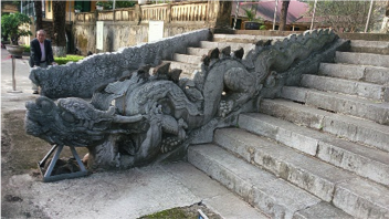 世界遺産タンロン城1