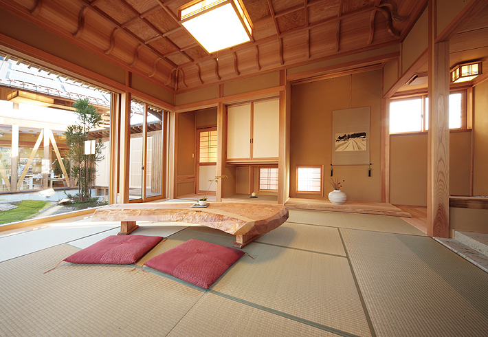 Japanese House Design And Floor Home Inspirations
